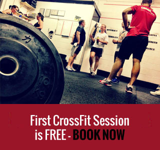 Book Now for CrossFit Wirral